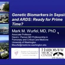 2014-10-09 Genetic Markers in ARDS and Sepsis - Wurfel
