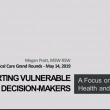 2019-05-14 Supporting Vulnerable Decision Makers - Pratt