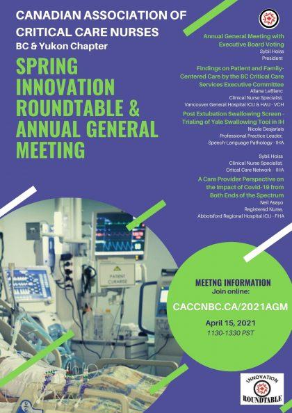 2021 Spring Innovation Roundtable - Final