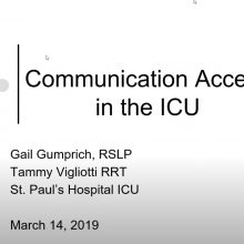 Fall 2019 Roundtable Communication access image